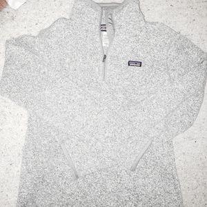 Patagonia Womens Better Sweater 1/4-Zip Jacket